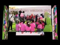 Embedded thumbnail for KG & Prim 1,2,3 Welcome Party 2014-2015